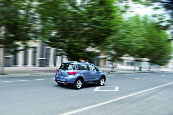 大众汽车报价不只为眼球而生--试驾长城哈弗m4