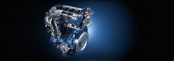 EcoBoost GTDi直喷涡轮增压发动机