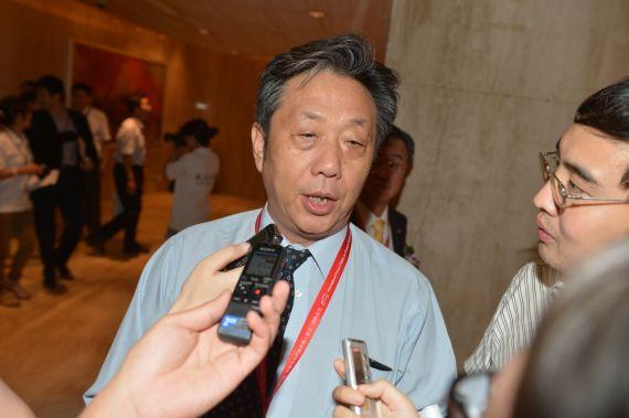 中国汽车工业协会会长董扬