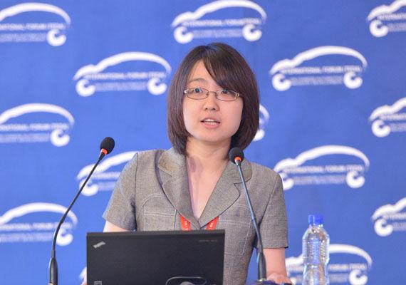 中国汽车技术研究中心 尤可为博士