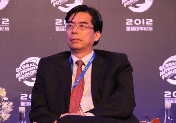 中国招商银行副行长丁伟