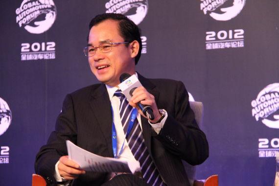 中国长安汽车集团股份有限公司党委副书记 朱华荣