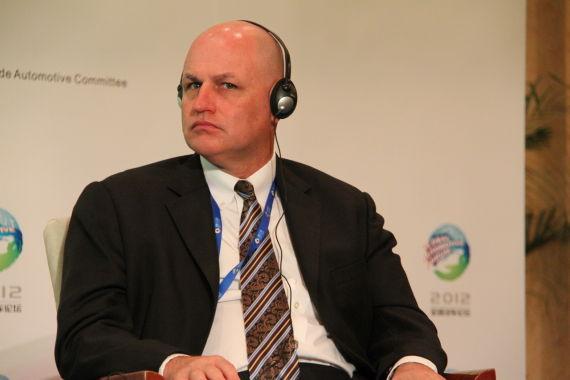 哈曼集团执行副总裁亚太区汽车业务总裁 David Karch