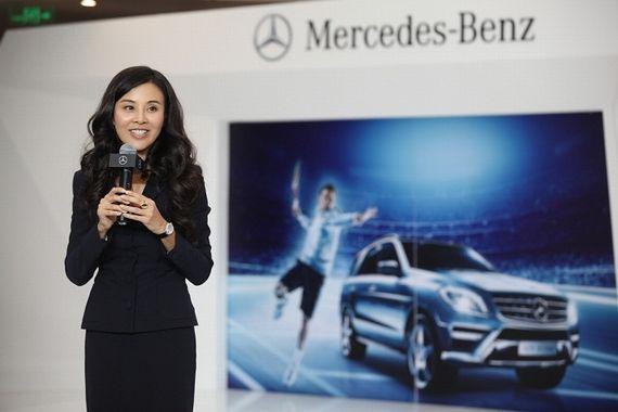 梅赛德斯-奔驰(中国)汽车销售有限公司副总裁毛京波