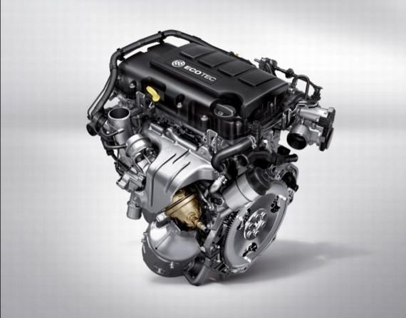 别克全新Ecotec 1.4L 双可变气门正时涡轮增压发动机