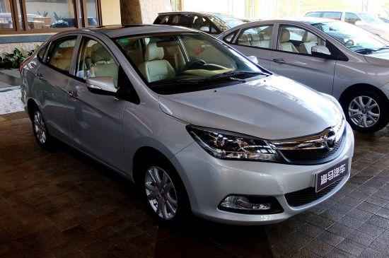 海马明年发布新车 全新A级轿车打头阵