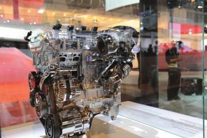 C4L 1.6THP涡轮增压发动机
