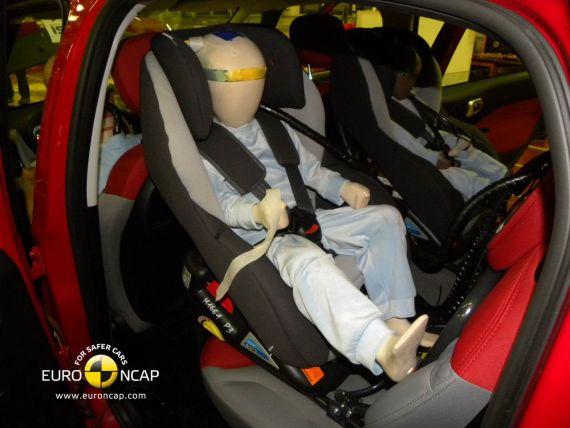 菲亚特500L获Euro-NCAP五星安全评级