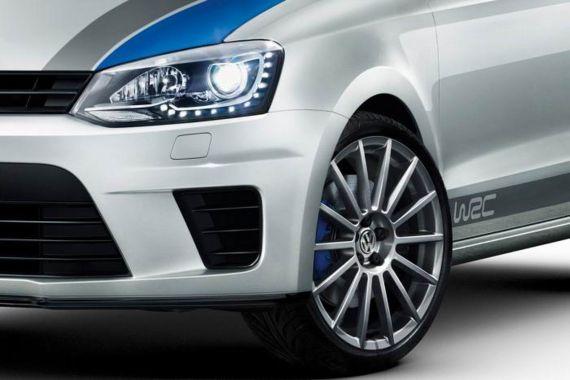 大众发布Polo R WRC 限量2500辆