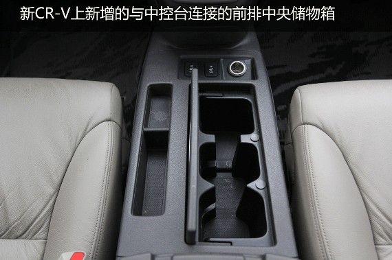 新一代本田CR-V