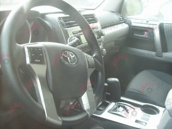 丰田4Runner