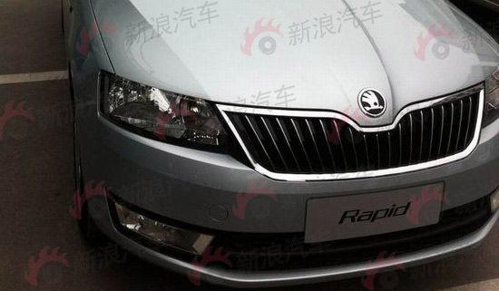 上海大众斯柯达Rapid