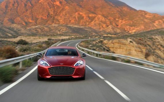 2013阿斯顿・马丁(Aston・Martin)Rapide S