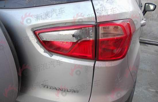 福特翼博多配置车型曝光