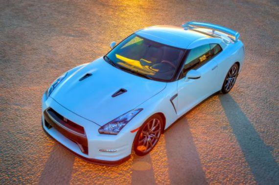 2014款日产GT-R美国售价公布