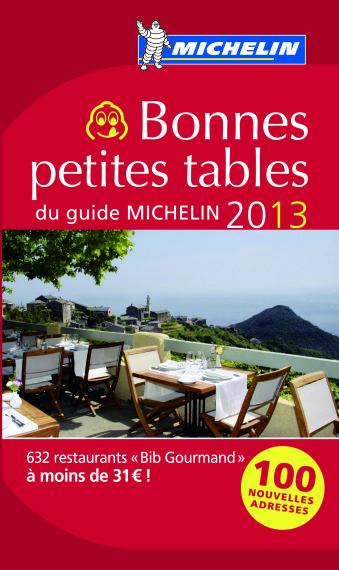 《米其林最佳超值餐厅指南 法国 2013》发布