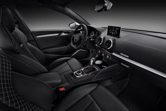 奥迪S3 Sportback发布 将亮相日内瓦车展