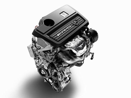 Mercedes-Benz A45 AMG 18