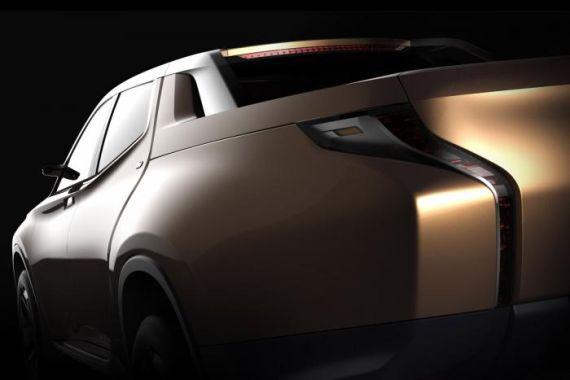 Concept GR-HEV运动多用途混合动力卡车