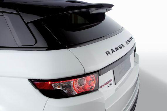 Range Rover Evoque Black Pack