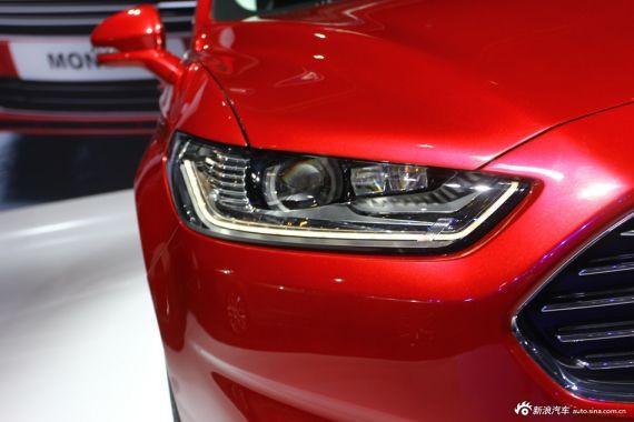 新蒙迪欧高配车型将采用LED大灯