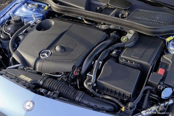 A180的1.6T发动机
