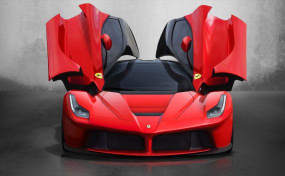 法拉利(Ferrari)La Ferrari