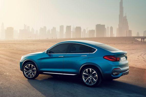 BMW Concept X4 13