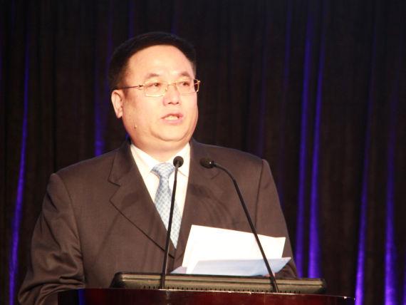 东风汽车公司总经理朱福寿
