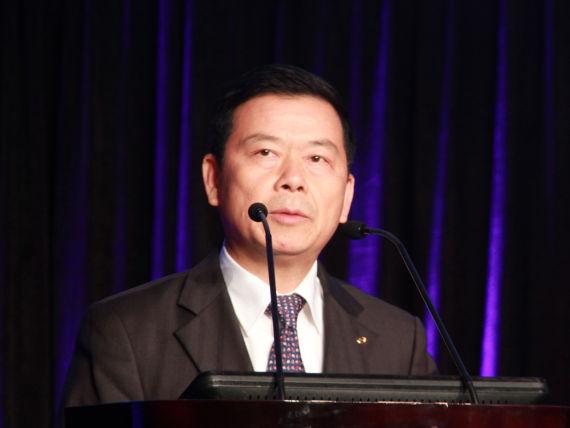 广州汽车集团股份有限公司总经理 曾庆洪