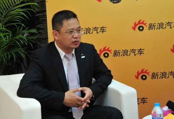 长安马自达汽车销售分公司执行副总经理况锦文