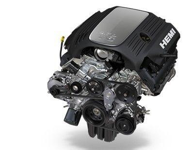 满载盛誉的5.7LHEMI V8发动机