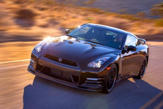 2014款日产GT-R赛道版