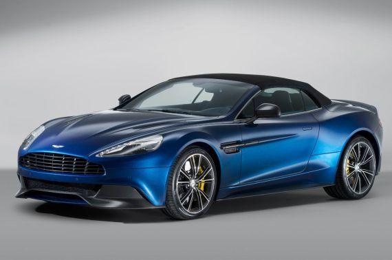 Aston Martin Vanquish Volante 23