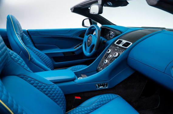 Aston Martin Vanquish Volante 32