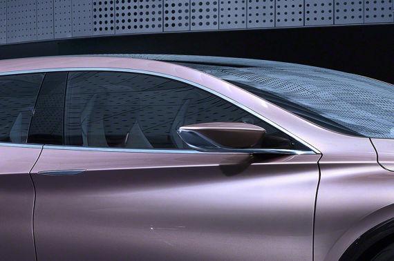 英菲尼迪Q30概念车官图发布 法兰克福首发