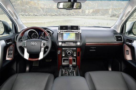 新款丰田普拉多将在法兰克福车展首发