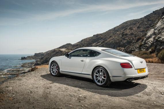 宾利欧陆GT V8S