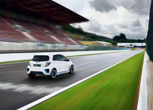 Toyota Yaris Hybrid-R Concept 05