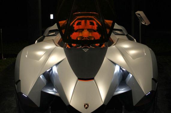 Lamborghini Egoista 05