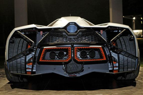 Lamborghini Egoista 19