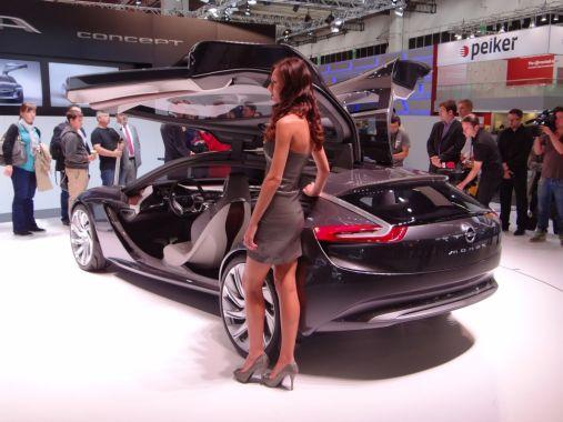 Monza概念车