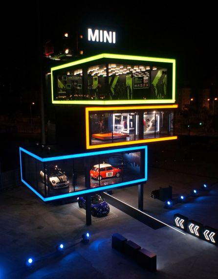 全球首家MINI品牌体验中心