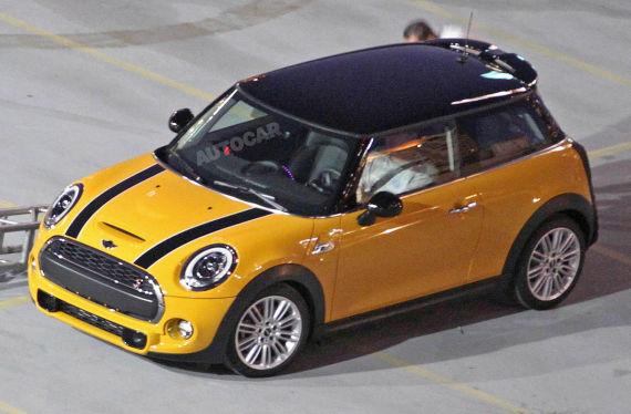 Mini Hatch Spy 01