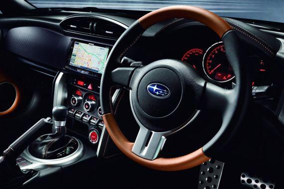 Subaru BRZ Premium Sport Edition 09