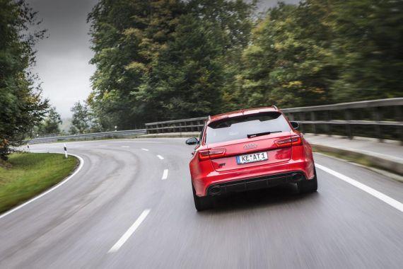 ABT Sportsline操刀改装奥迪(Audi)RS6 Avant