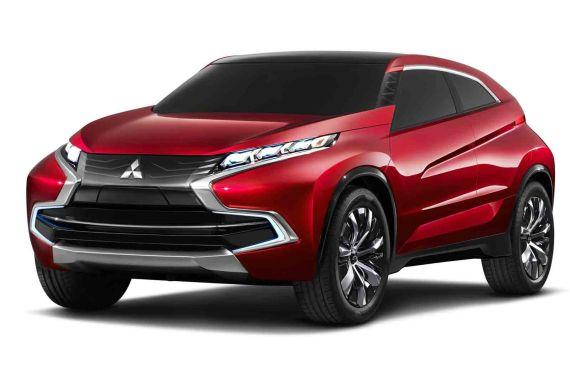 三菱XR-PHEV概念车