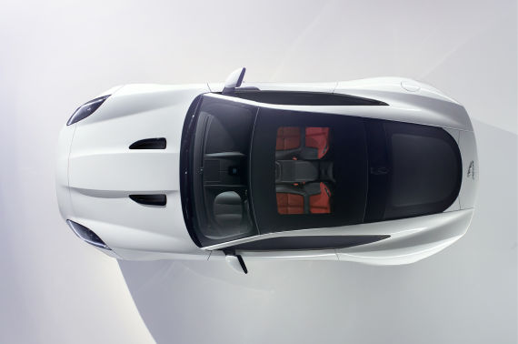 捷豹F-Type Coupe