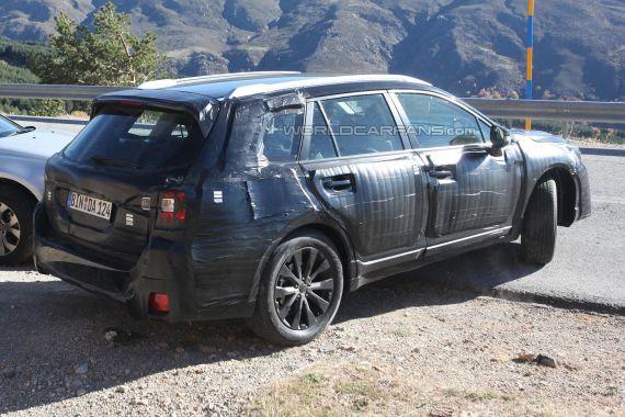 Subaru Legacy Spy 05