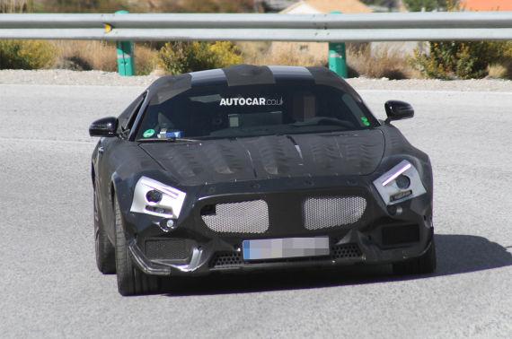 Mercedes-Benz GT AMG Spy 05